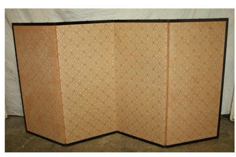 20th Century Japanese Screen For Sale 6