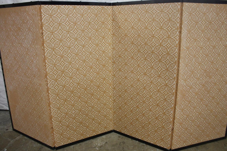 20th Century Japanese Screen For Sale 7