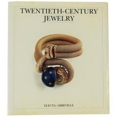 20th Century Jewelry Art Nouveau to Modern Coffee Table or Library Book
