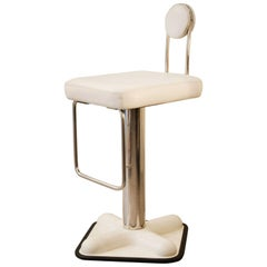 20th Century Joe Colombo Stool Model Bistrò for Zanotta
