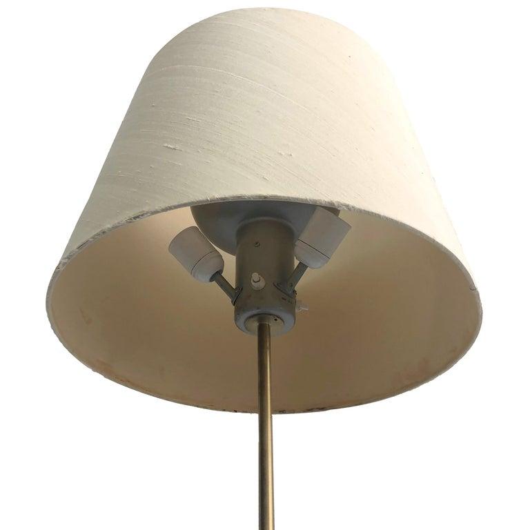Mid-Century Modern 20th Century Model 2148, Swedish Svenskt Tenn Brass Floor Lamp by Josef Frank For Sale