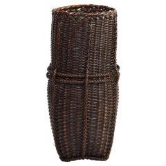 20th Century, Laos Bamboo Basket
