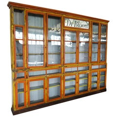 20th Century Large Grocery Cabinet from Spain