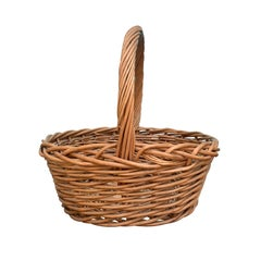 20th Century Large Woven Basket