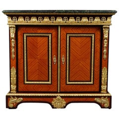 20th Century Louis XIV Style Cabinet
