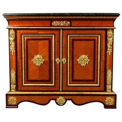 20th Century Louis XIV Style Chest of Drawers / Sideboard