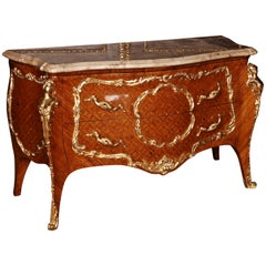 20th Century Louis XV French Commode Style after Francois Linke