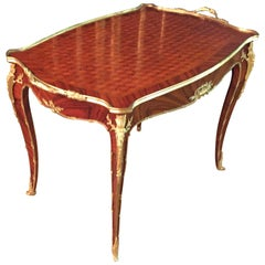 20th Century Louis XV Style Serving Table from a Design by Francois Linke