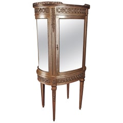 20th Century Louis XVI Classicist Style French Salon Vitrine