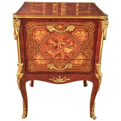 20th Century Louis XVI Style Commode or Chest of Drawers