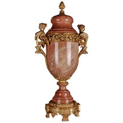 20th Century Louis XVI Style Lided Vase