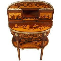 20th Century Louis XVI Style Secretaire after Charles Topino