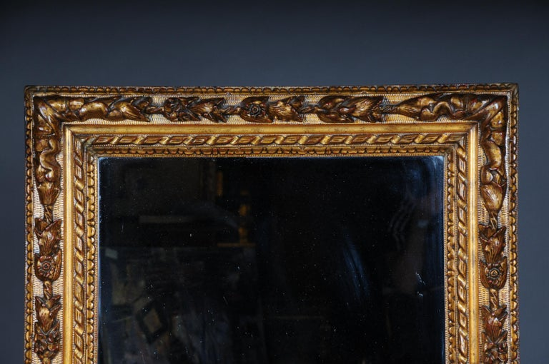 20th Century Magnificent Baroque Wall Mirror For Sale 4