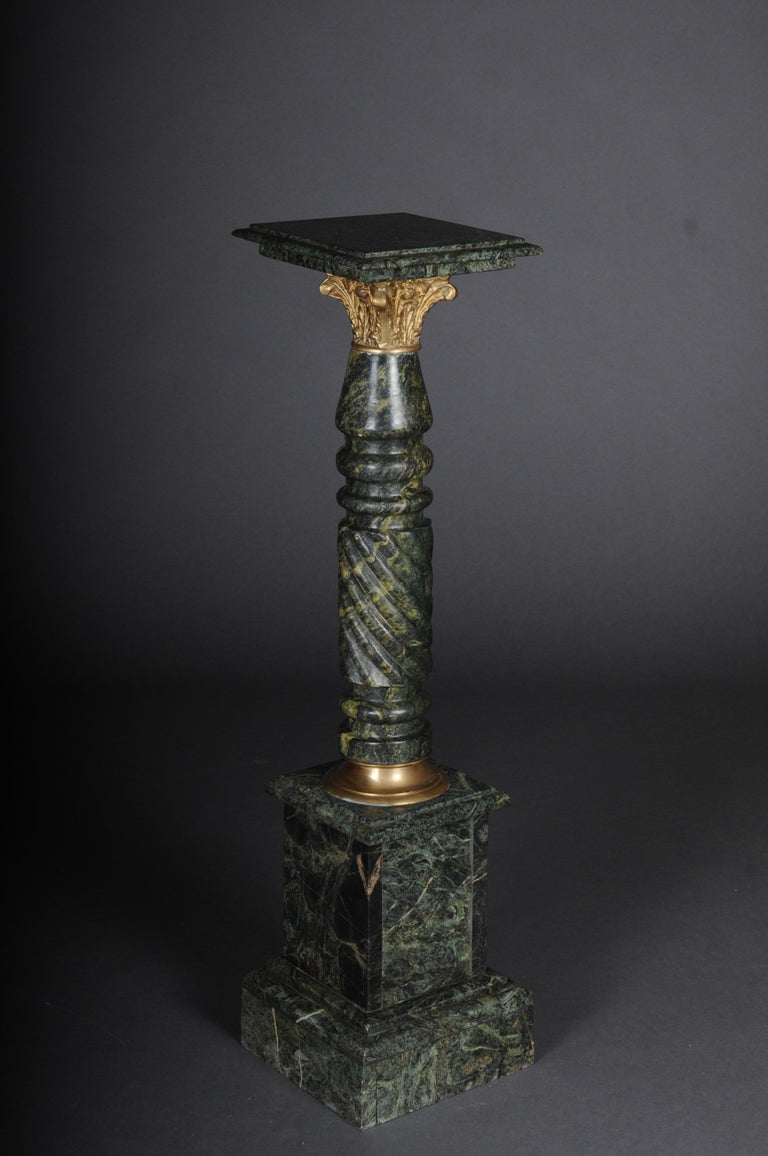 20th Century Marble Pillar/Column in Louis XV Style For Sale 4