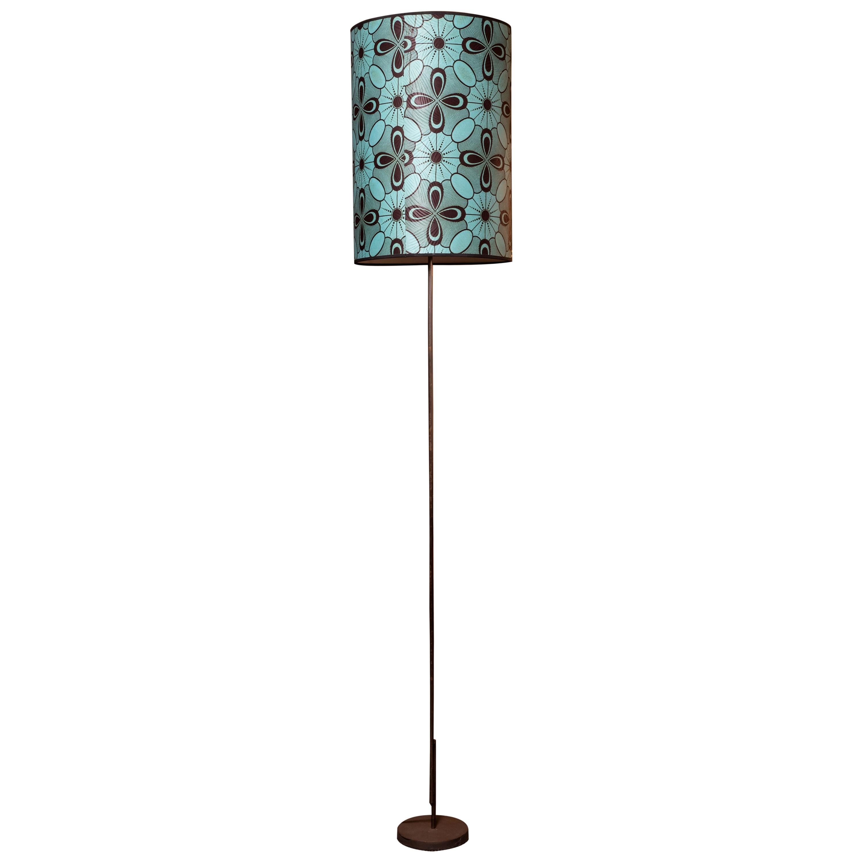 20th Century Metal Floor Lamp Attributed to Franz West