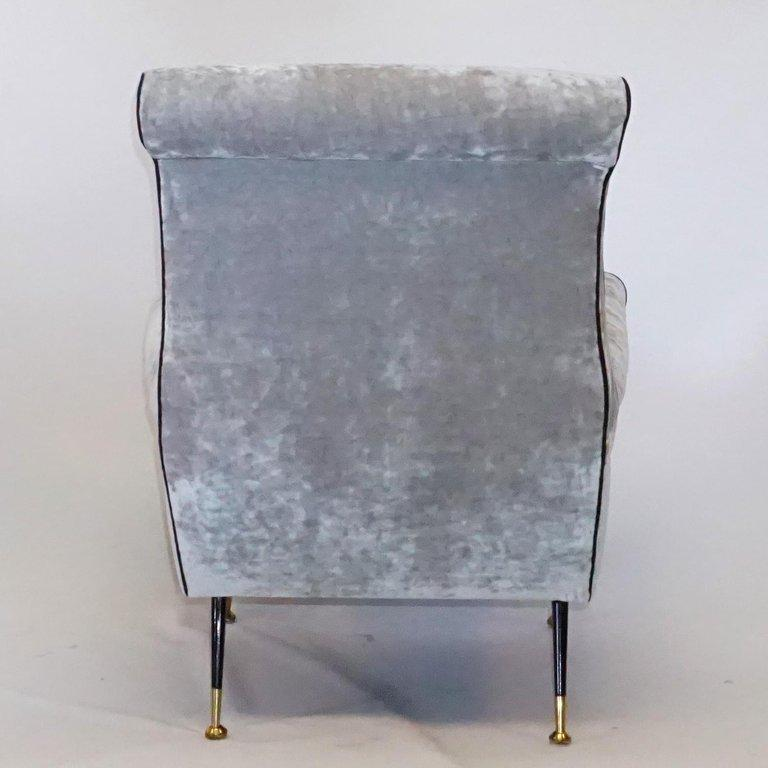 20th Century Italian Minotti Living Room Set by Gigi Radice For Sale 2