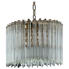 20th Century Murano Glass Chandelier by Paolo Venini