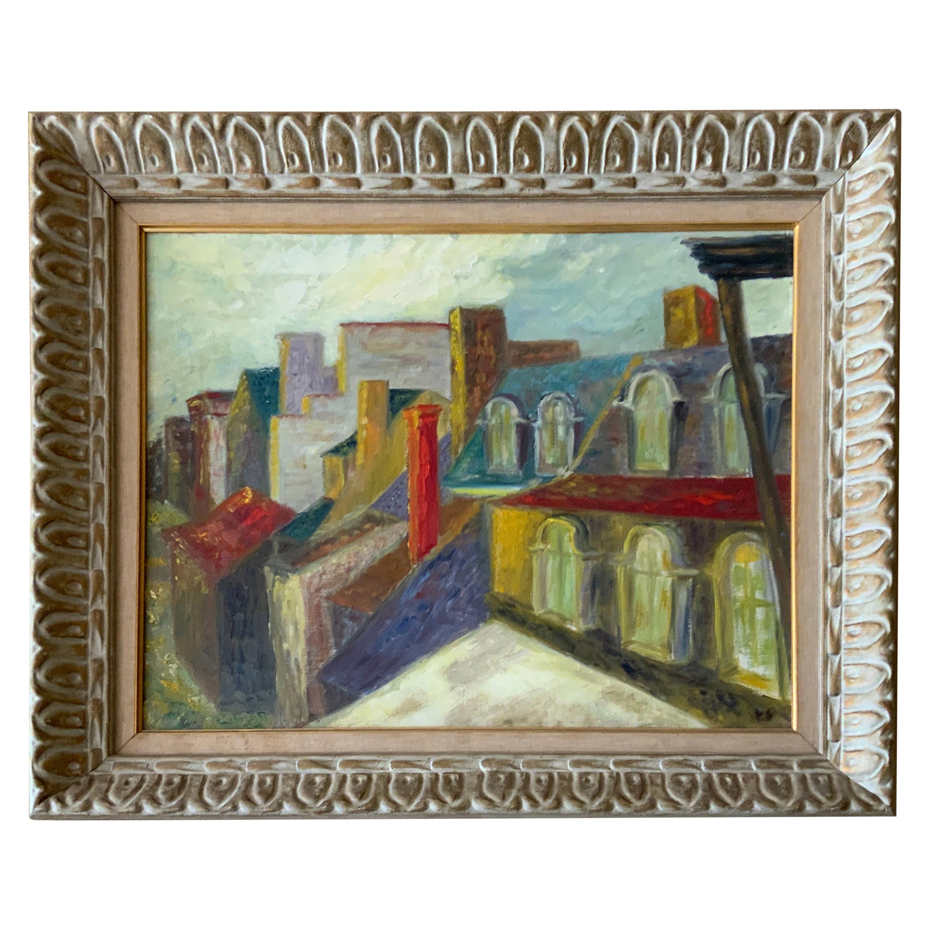 20th Century Oil Painting