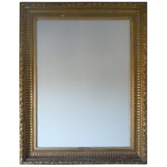 20th Century Ornamented Picture Frame