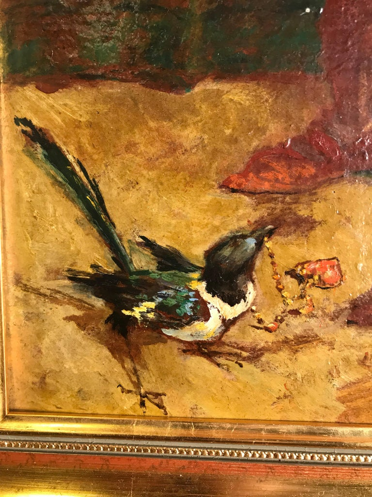Expressionist 20th Century Painting by Gustav Ohm For Sale
