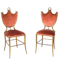 20th Century Pair of Italian Neoclassical-Style