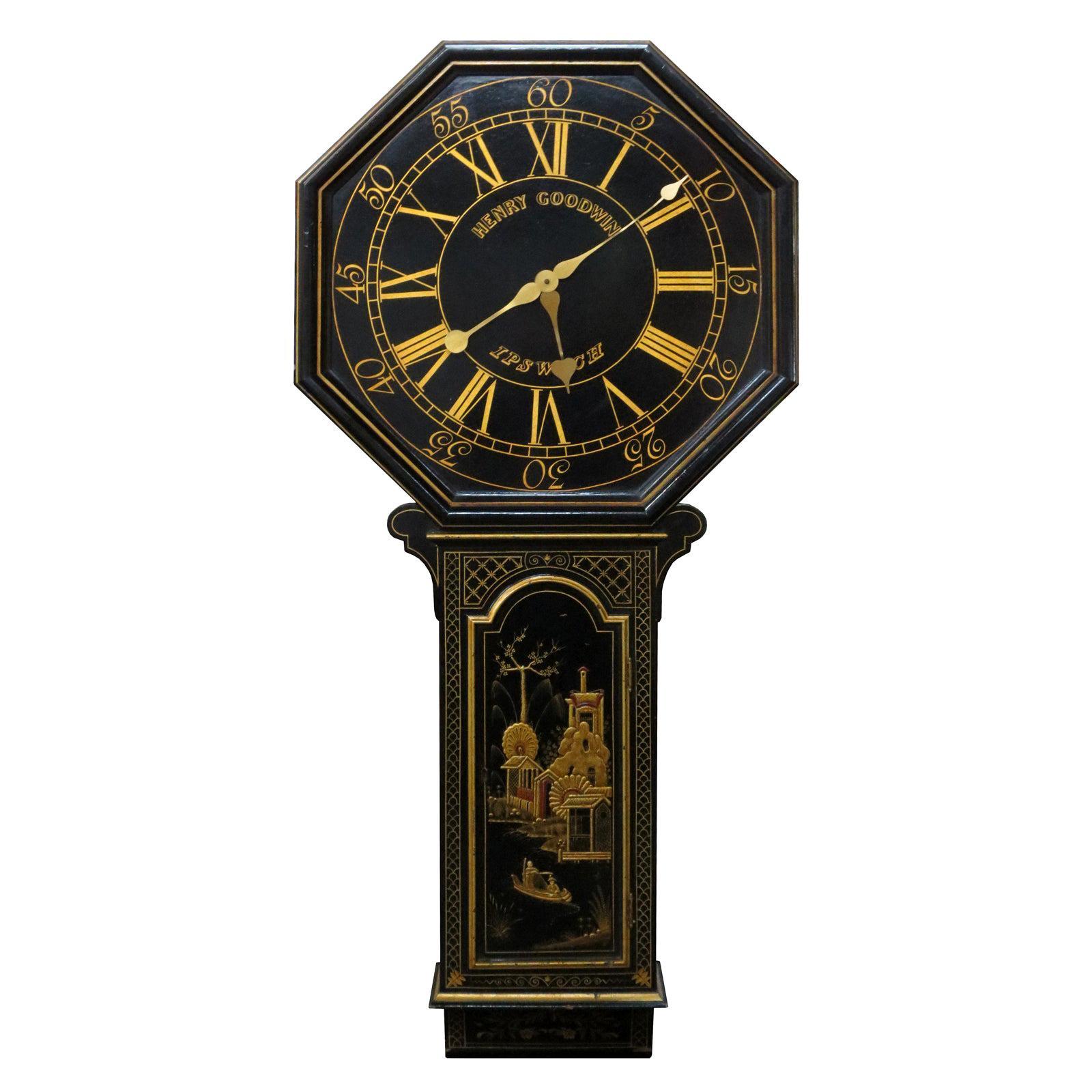 20th Century Parliament Clock