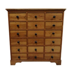 20th Century Pine Chest of Drawers