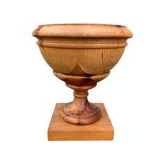 20th Century Pine Urn