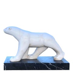 20th Century Polar Bear after Francois Pompon