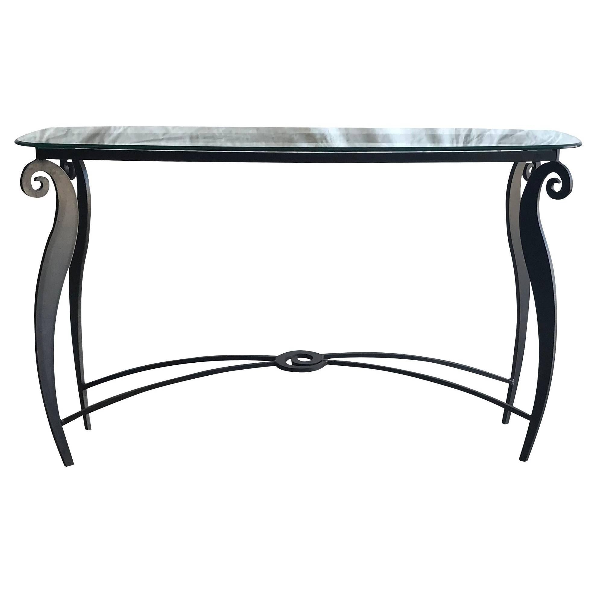20th Century Pucci De Rosso Console Table From Italy