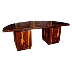 20th Century Representative Monumental Art Deco Desk