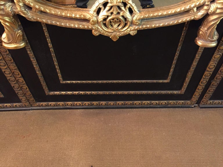 20th Century Rococo Wall-Mirror For Sale 5
