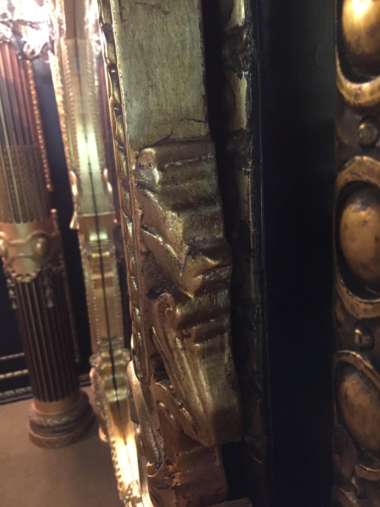 20th Century Rococo Wall-Mirror For Sale 12