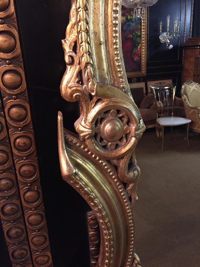 20th Century Rococo Wall-Mirror For Sale 1