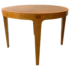20th Century Round Swedish Freja Table