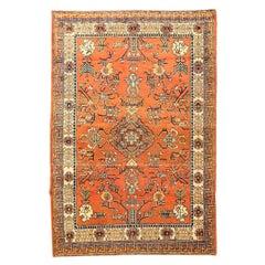 20th Century Samarkand Wool Rug, Kothan Design, circa 1900