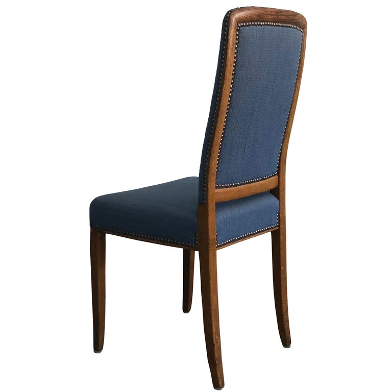 Mid-Century Modern 20th Century Set of Two Chairs by Carl Malmsten For Sale