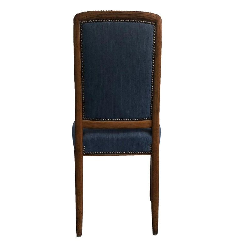 20th Century Set of Two Chairs by Carl Malmsten In Good Condition For Sale In West Palm Beach, FL