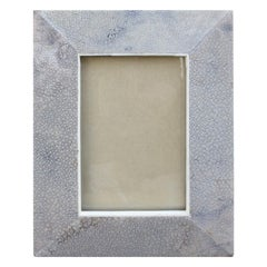 20th Century Shagreen Picture Frame