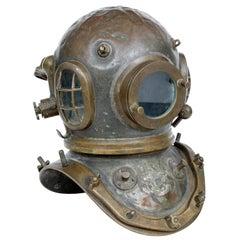 20th Century Siebe Gorman and Co Ltd Diving Helmet