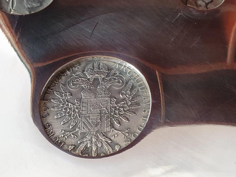 20th Century Silver Box, Hungary, circa 1980 For Sale 1