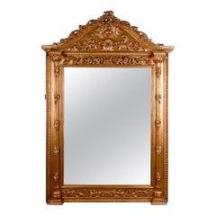 20th Century Splendor Standing Mirror
