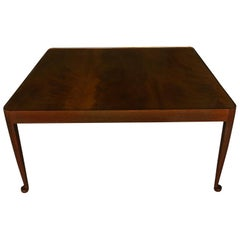 20th Century Swedish Sofa Table, Diplomat by Josef Frank