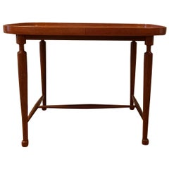 20th Century Swedish Svensk Tenn Cuban Mahogany Coffee Table by Josef Frank