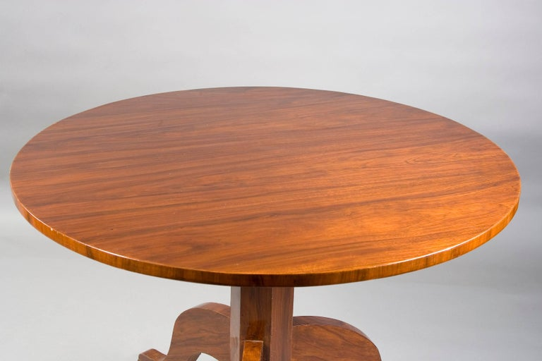 20th Century Table in the Biedermeier Style  In Good Condition For Sale In Berlin, DE