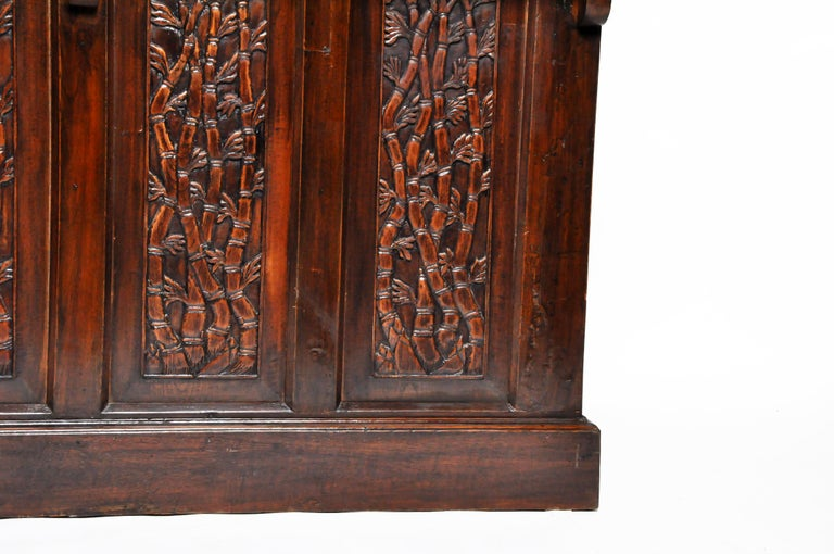 20th Century Teak Wood Ticket Booth For Sale 2