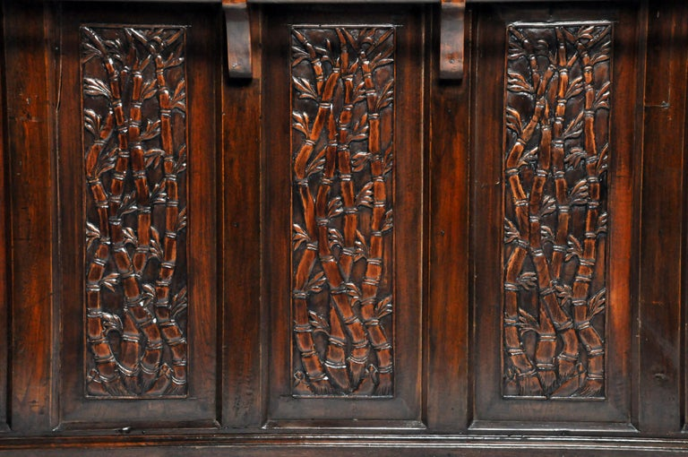 20th Century Teak Wood Ticket Booth For Sale 3