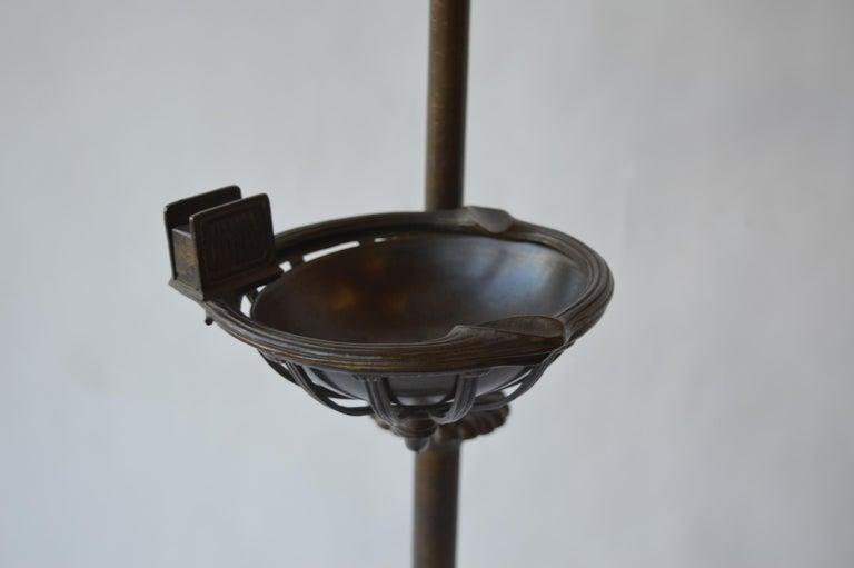 20th Century Tiffany Studios Floor Lamp For Sale 5