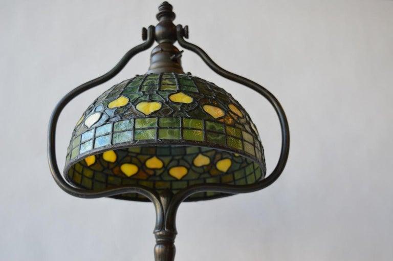 American 20th Century Tiffany Studios Floor Lamp For Sale