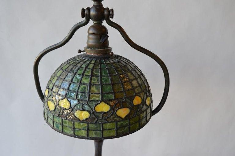 20th Century Tiffany Studios Floor Lamp For Sale 1